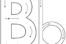 Schrijven van letters