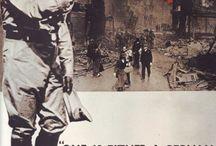 """Second mondial war poster / Locandine, manifesti, e altro materiale, riguardante la storia, sempre consci che.. """" La storia siamo noi""""."""