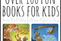 Books for my kids / by Erica Pountain Griffith