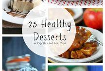 healthy snack recipes / healthy snack ideas -- healthy snack  foods -- quick healthy snacks / by Jamie {My Baking Addiction}