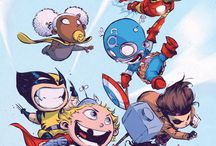 marvel children