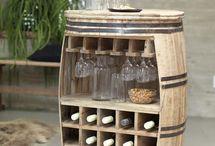 Carpentry: Wine Storage