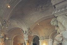 Columns and Caryatids