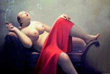 Elles fument chez Liu Baojun