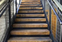 Reclaimed Stair Treads