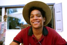 Jean-Michael Basquiat / by Teresa Majors