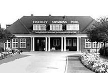 Finchley swimming pool