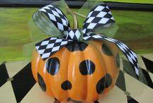 Halloween Ideas / by Stevie Larson