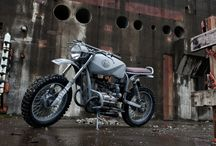 Motorcycle ideas / by Curtis Myers