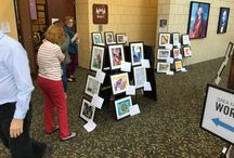 Artome's Awesome Art Shows / Some pics of our partner schools and Art Teachers!