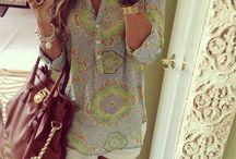 My dress style...