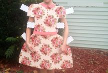Paper Doll Costume / Stay in touch on Facebook! https://www.facebook.com/maskerix/
