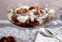 Desserts / Toplerone