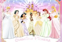 Disney Princess  / by Iris Melendre