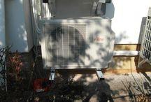 Klimatyzacja Fujitsu / Montaż systemu klimatyzacji marki Fujitsu w domu jednorodzinnym