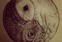 Tattos de coruja