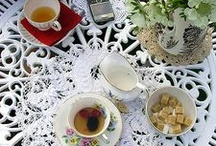 Ladies Tea / by Whitney Marble