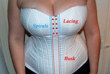 Sewing / Undergarment- Corsets- Clothing