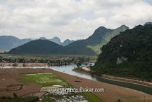 Vietnam a Cambodia