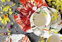 "The ""Dish"" (Dinnerware,Dishes,etc...) / by Christina Dodd"