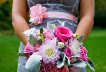 Bridesmaid Bouquets / by Lani Elizabeth