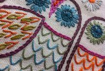 Nancy Nicholson'patterns
