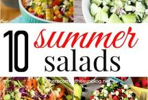 Salades ♡