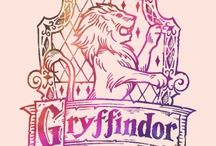Gryffindor Board / Mainly Gryffindor stuff, books, potions, spells.