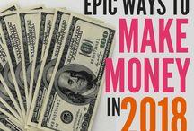 Making sense of making money online