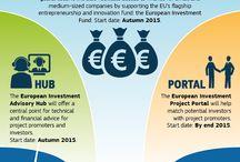 Infografiki Komisji Europejskiej w języku angielskim