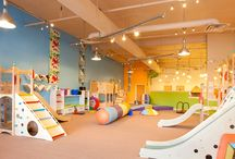 SoMa Kids Club - Playspace / Playspace and toys for SoMa Kids Club / by Erin Colbert