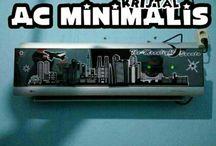 ac minimalis kristal