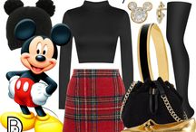 Disney Bound Outfits