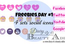 Freebies Day / more: http://diary-of-a-beauty-addict.blogspot.gr/search/label/Freebies%20Day