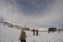 Chile / Santiago Valle Nevado Chile