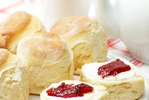 Scones Rezepte/scones receipies