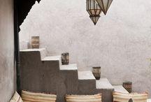 La décoration marocaine