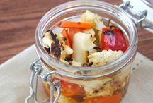 Pickling / Pickled vegetables