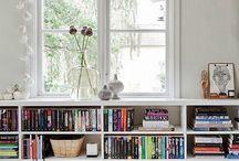 BÜCHERLIEBE // Bücherregale und Leseecken / Die große Liebe zu Büchern.. Schöne Leseecken und tolle Bücherregale.  #books #Bücher #Liebe
