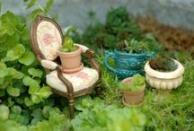 home exterior: Fairy Garden / by Prix Madonna