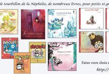 Les éditions Néphélées / Des personnages attachants, de l'imaginaire, de la passion