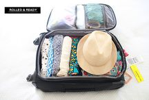 Packing Tips / Planning a trip or vacation soon and need to know how to pack? Here are all the best packing tips, tutorials, guides, and lists to help you stuff your suitcase as a packing expert!