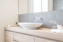 Bathroom Vanities / As above