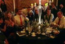 Architect of the Year Awards 2013 / A few pics from the awards bash at the Brewery in Laaaandddaaaannn