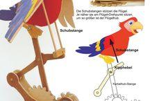 Animatronics and mechanism