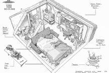 Feng Zhu design-RPG rooms