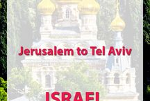 Israel / All about Israel's attractions, adventures, culture, food, and accommodations.