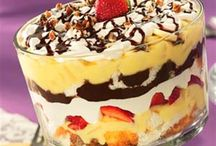 A trifle sweet