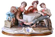 Porcelain, figurines 2.