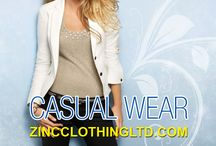 Casual Wear / Casual wear is considered chic and cool now. The designer stores are filled with casual wear like shorts, jeans, capris, casual jackets and tops. Brands are fine but casual wear from Zinc Clothing has a role to play in ensuring utmost comfort.  http://zincclothingltd.com/product-category/mens/